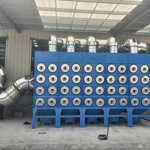 焊煙除塵凈化設備