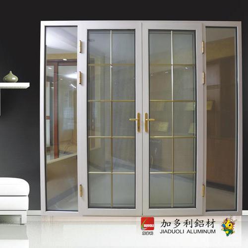 135系列隔热窗纱一体型材
