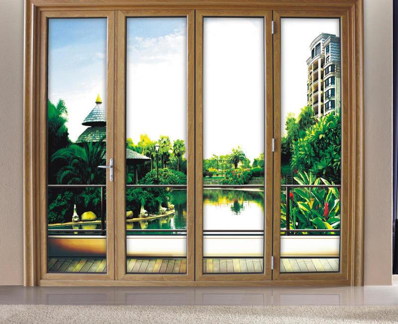 75系列折叠门