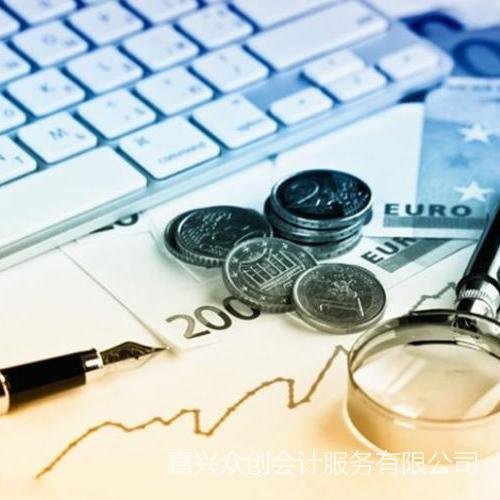 嘉善代理记账及相关会计服务代理