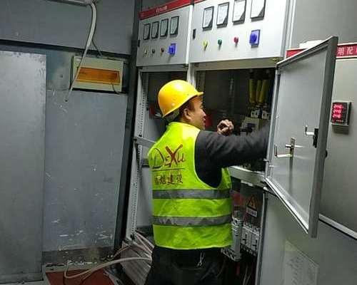 森萨塔传感器强弱电安装