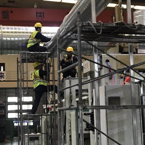 镁镁合金水电气安装工程