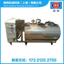 2000L卧式制冷罐