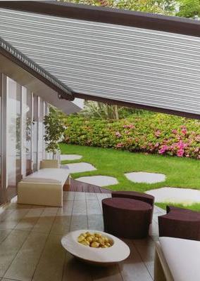著邦新华系列庭院式遮阳篷