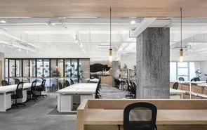 上海英伦办公室设计风格特点及元素