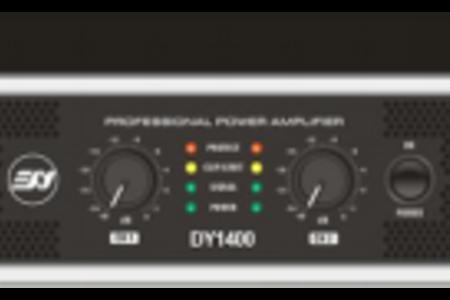 DY1400返聽音箱功放