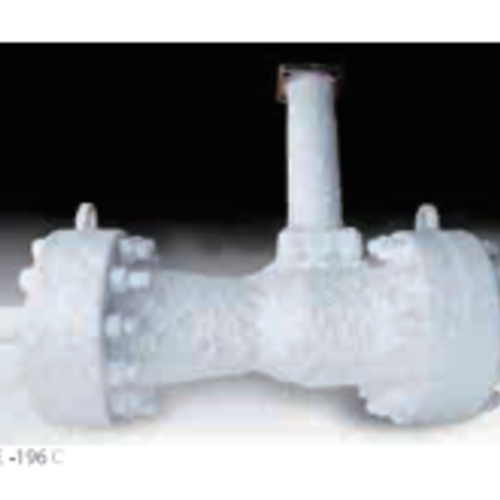 PQR-I   一片式阀体--浮动阀球