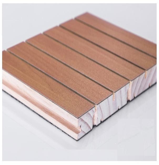 环保E0级新西兰松木吸音板