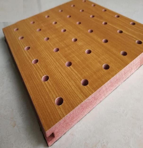 B级红芯阻燃吸音板