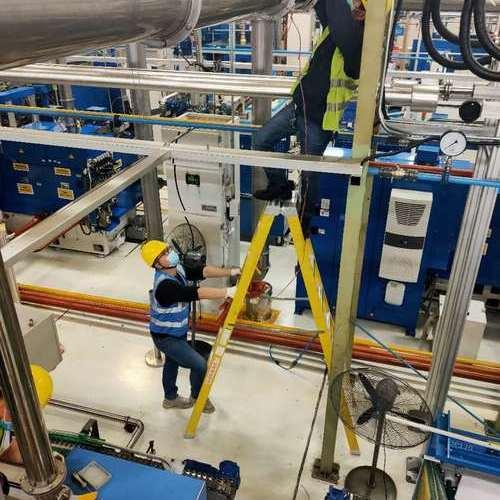 水电气管道安装