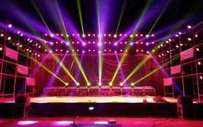 舞台三基色柔光灯应注意的布光技巧