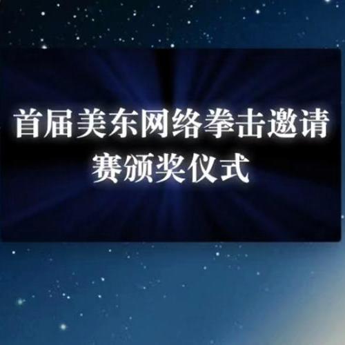 美东首届网络拳击邀请赛网上颁奖回顾
