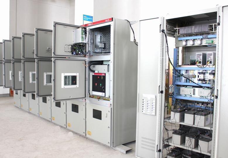 厂房装修机电设计