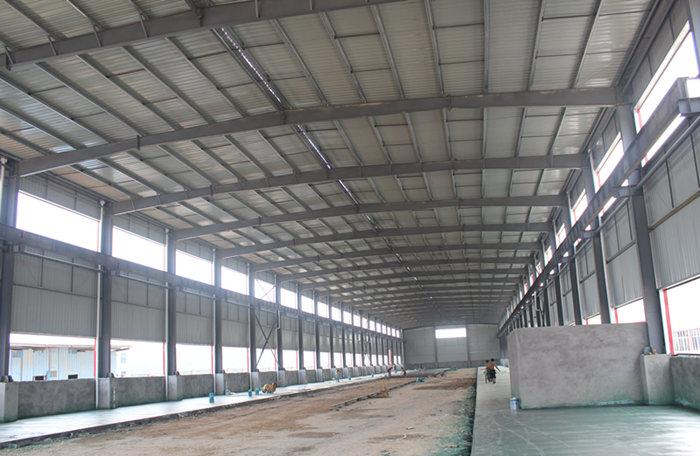 厂房装修钢结构设计