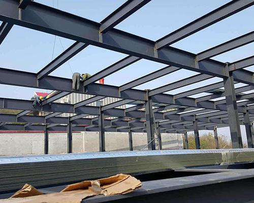 钢结构设计施工工程