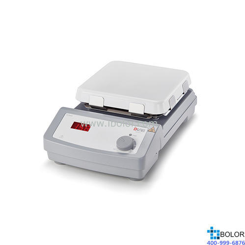 大龍 LCD 數控型 7 寸方盤磁力攪拌器 MS7-Pro