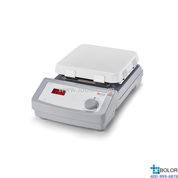 大龙 LCD 数控型 7 寸方盘磁力搅拌器 MS7-Pro