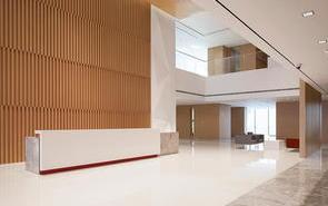 写字楼内开放式办公大厅装饰的注意事项