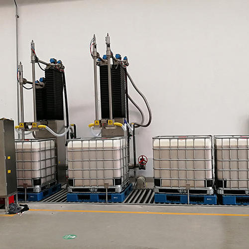 GAF-1500S4A 吨桶液体自动灌装机