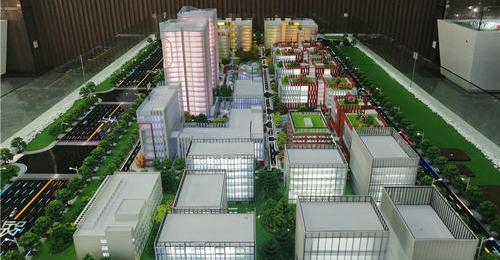 城市规划|山东济南产业园万博登陆官网项目
