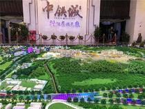 房地產建筑|中鐵城總規沙盤模型項目
