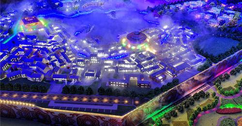 城市规划|山东中国驿中华饮食小镇万博登陆官网