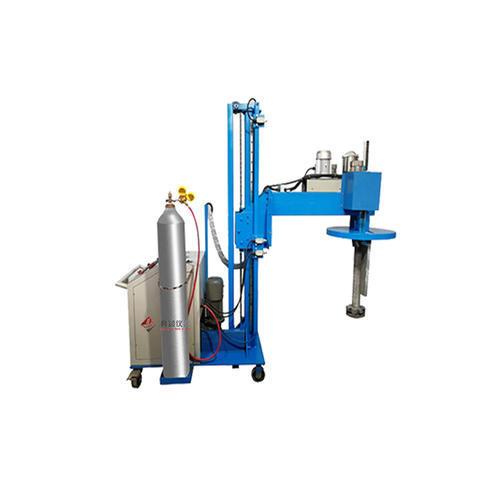 移动式铝液除气机