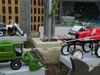 智慧農業|濟寧農業機械模型