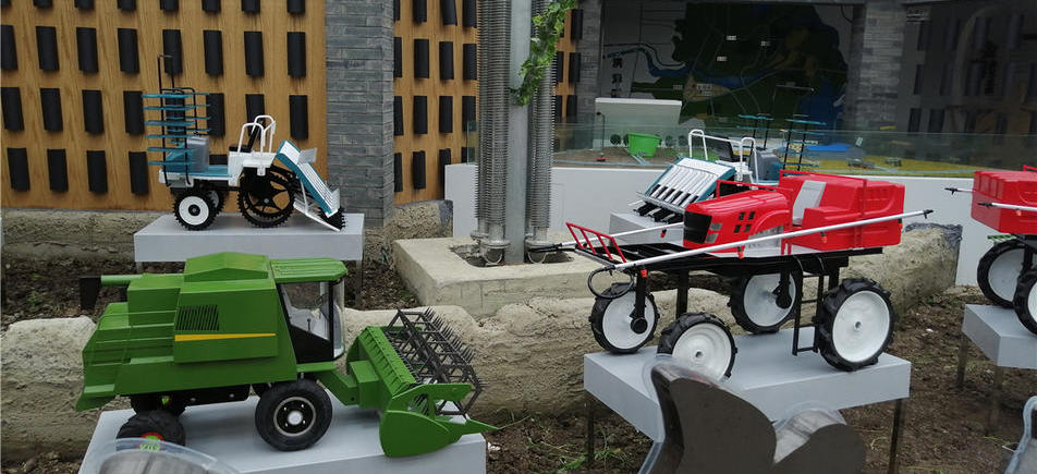 农业机械模型
