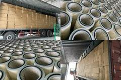 523 Dust Filter Cartridges Exported To Chile