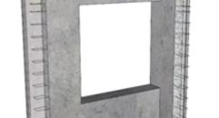 预制L型复合保温外墙