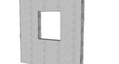 預制復合墻板—PCF板