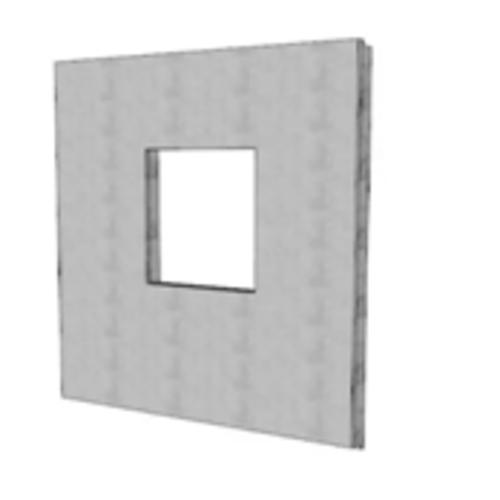 预制复合墙板—PCF板