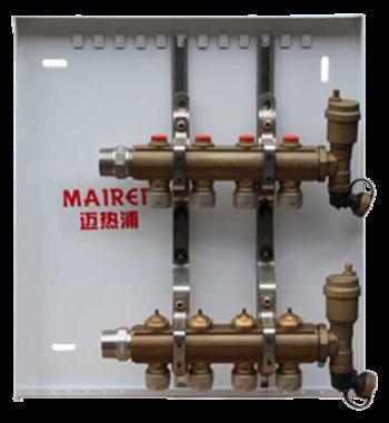 分水器背板