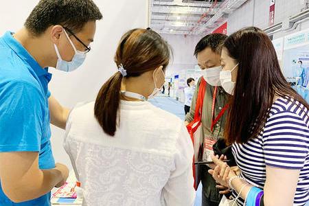 高新技術企業和專精特新企業泰緣生物亮相上海國際應急防疫物資展覽會