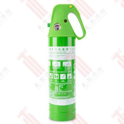 王龍 960ml簡易型水基滅火器碳鋼瓶