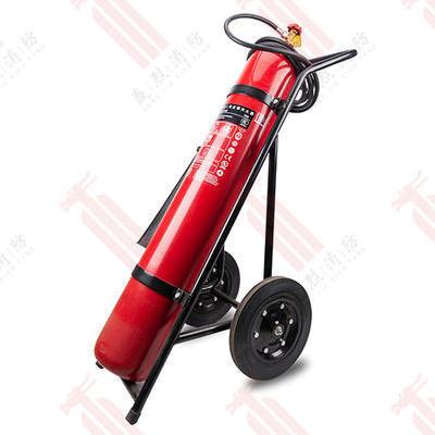王龙 24kg推车式二氧化碳灭火器
