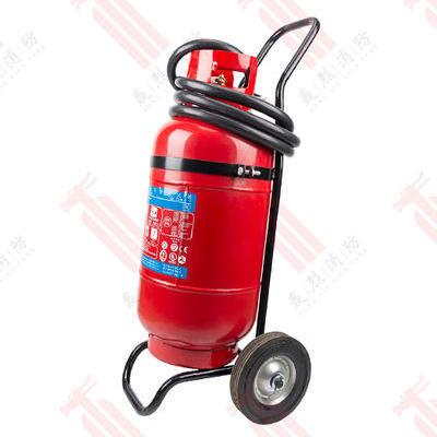 王龍 35kg推車式干粉滅火器