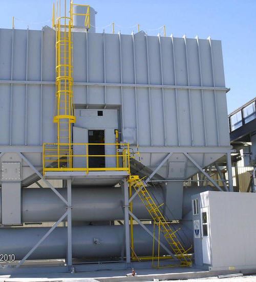 蓄热式热氧化器(RTO)