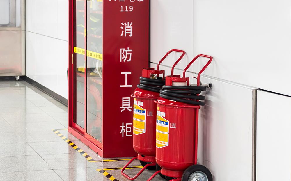 轟烈消防質量管控能力