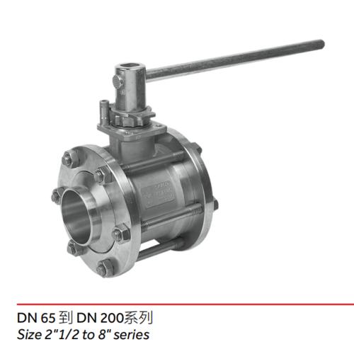 三片式球阀/3-piece ball valve