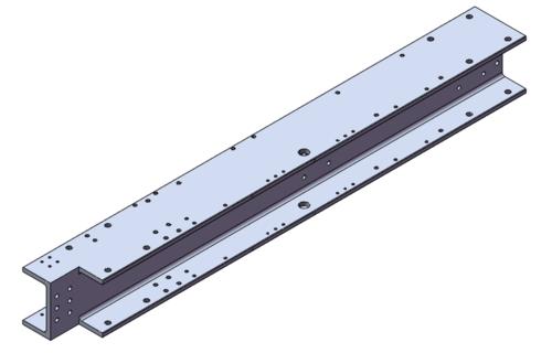 H型材、工字钢、槽钢、角钢等型材CNC加工解决方案