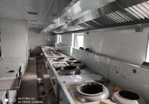 厨房设备安装