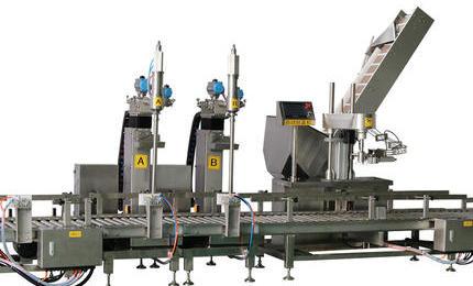 25kg自动灌装生产线 GAF-30L2-AS