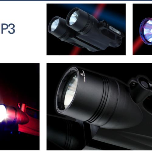 polarion手提灯 polarion便携式探照灯 HID探照灯 原转进口