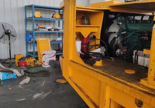工程车自动灭火装置/作业车辆灭火