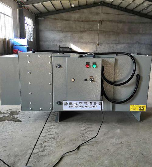 静电式空气净化器