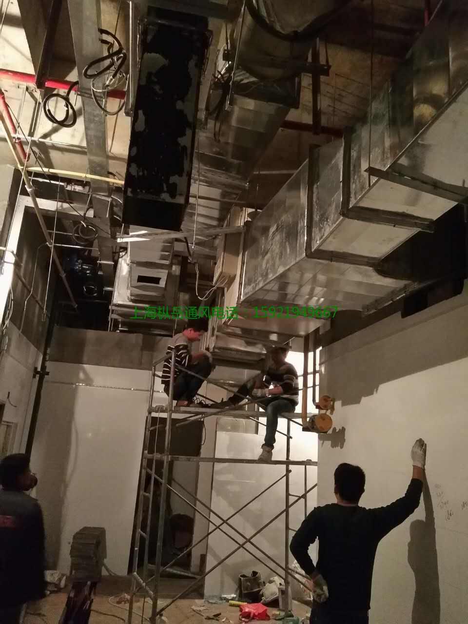 排烟风机吊装.jpg