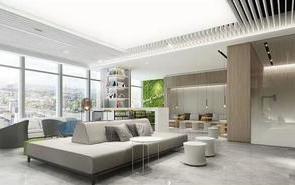 办公室休息区这样设计,可以增加职员归属感!