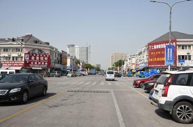 上海国际机电五金城